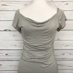 Banana Republic Scoop Neck Tee Size Small